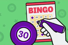 30-ball Bingo